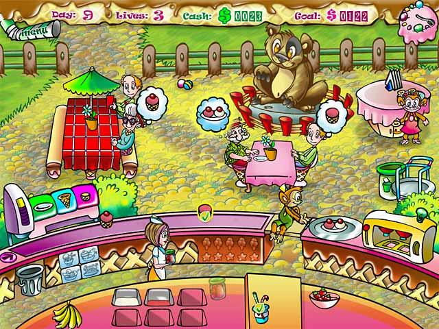Game screenshot 3 Anna`s Ice Cream