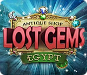 Antique Shop: Lost Gems Egypt