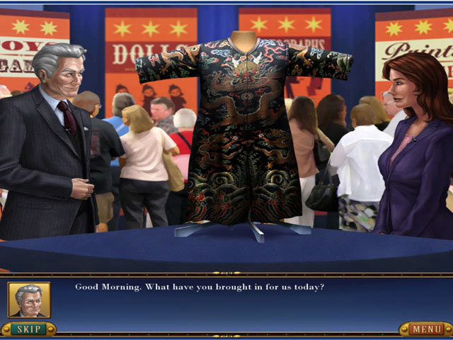 Game screenshot 1 Antiques Roadshow