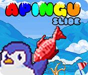 Feature screenshot game Apingu Slide