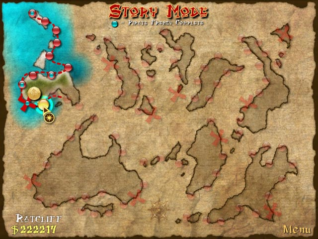 Game screenshot 3 A Pirate's Legend