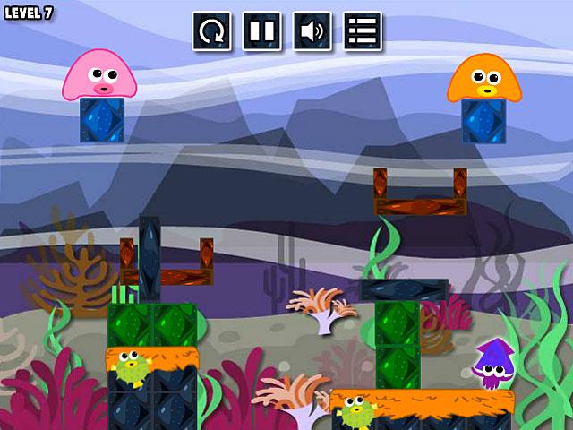 Captures d'écran Fishdom: Seasons Under the Sea -