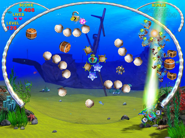 Game screenshot 1 Aquaball