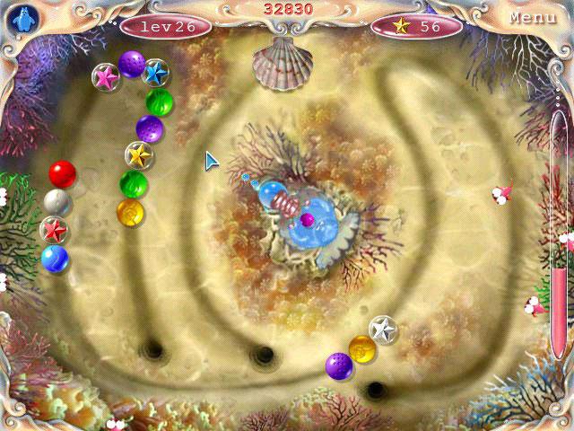 Game screenshot 2 Aqua Pearls