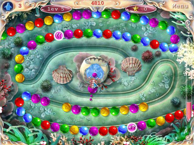 Game screenshot 3 Aqua Pearls