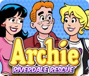 Archie & the Gang Need Your Help in Archie: Riverdale Rescue