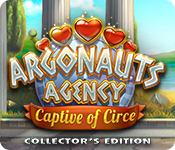 Feature screenshot game Argonauts Agency: Captive of Circe Collector's Edition