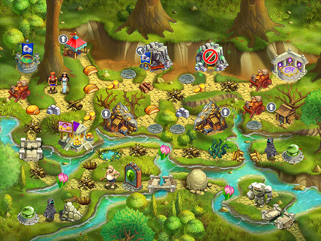 Game screenshot 1 Argonauts Agency: Captive of Circe Collector's Edition