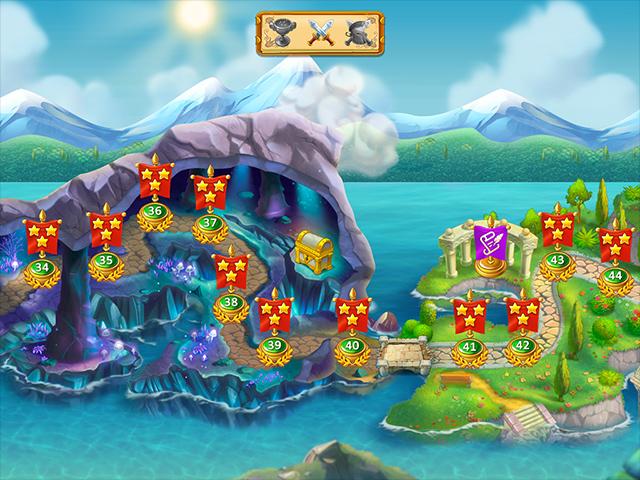 Game screenshot 2 Argonauts Agency: Captive of Circe Collector's Edition