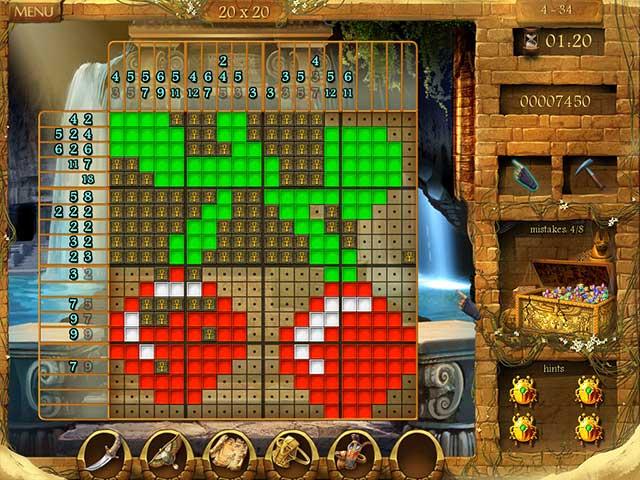 Game screenshot 2 Arizona Rose and the Pharaohs' Riddles