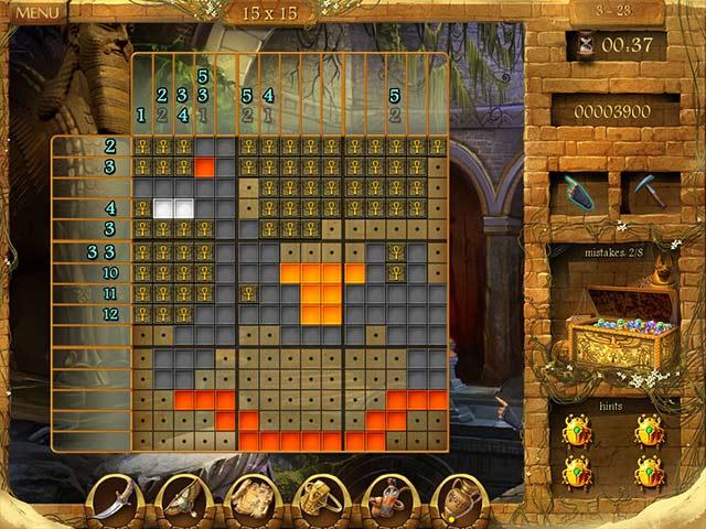 Game screenshot 3 Arizona Rose and the Pharaohs' Riddles