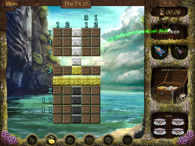 Game screenshot 1 Arizona Rose and the Pirates' Riddles