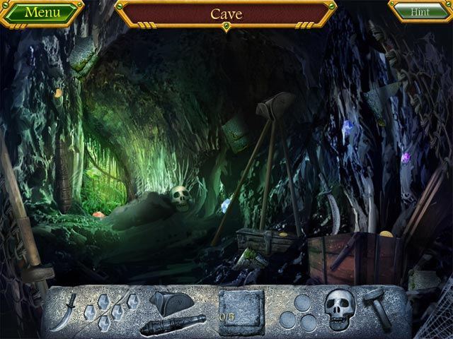 Game screenshot 2 Arizona Rose and the Pirates' Riddles