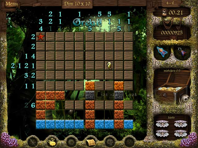 Game screenshot 3 Arizona Rose and the Pirates' Riddles