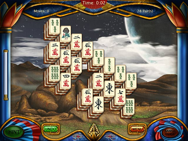 Game screenshot 3 Art Mahjongg Egypt