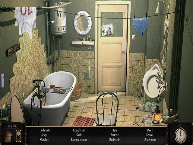Game screenshot 2 Art of Murder: Secret Files