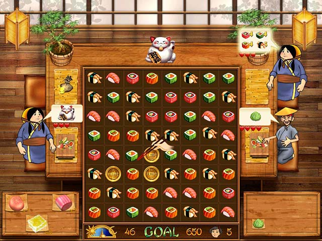 Video for Asami's Sushi Shop