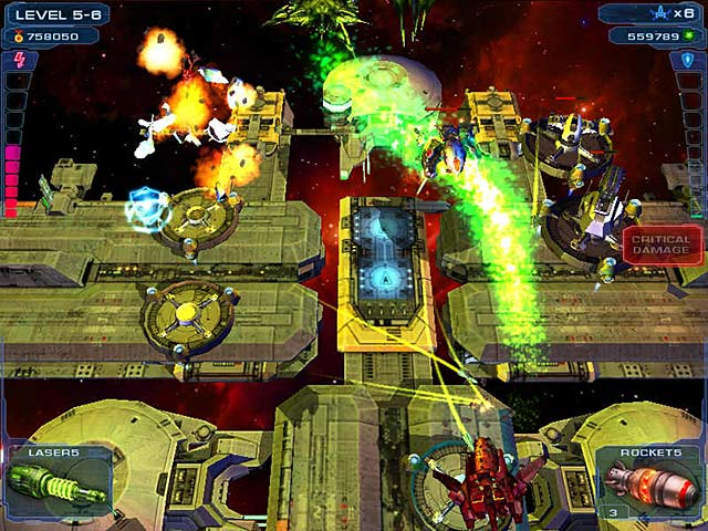 Game screenshot 3 Astro Avenger 2