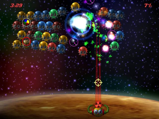 Video for Astro Bugz Revenge