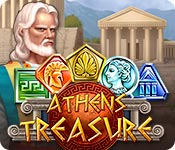 Feature screenshot game Athens Treasure