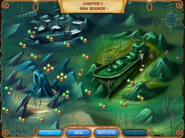 Game screenshot 2 Atlantic Quest 2: The New Adventures