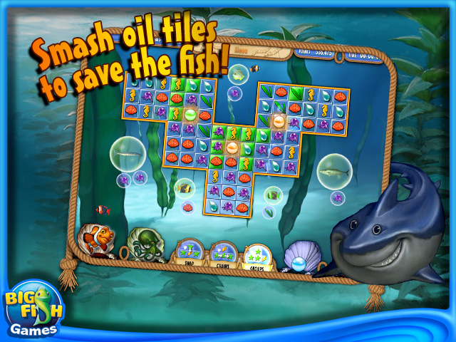 Atlantic quest ipad iphone android mac pc game for Atlantic game fish