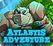 Feature screenshot game Atlantis Adventure