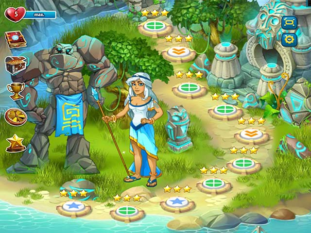 Game screenshot 2 Atlantis Adventure