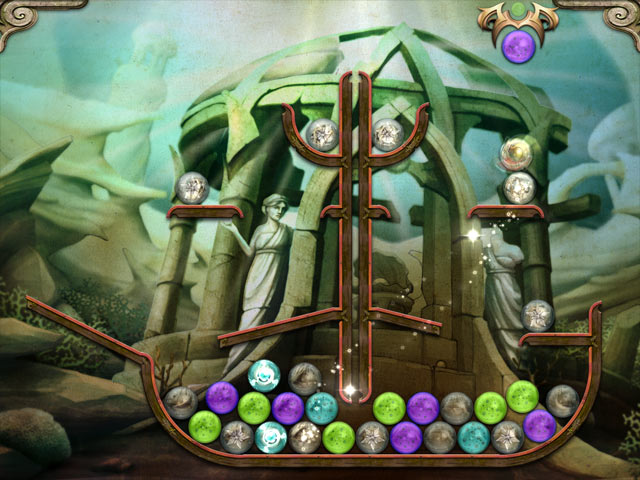 Game screenshot 1 Atlantis: Pearls of the Deep