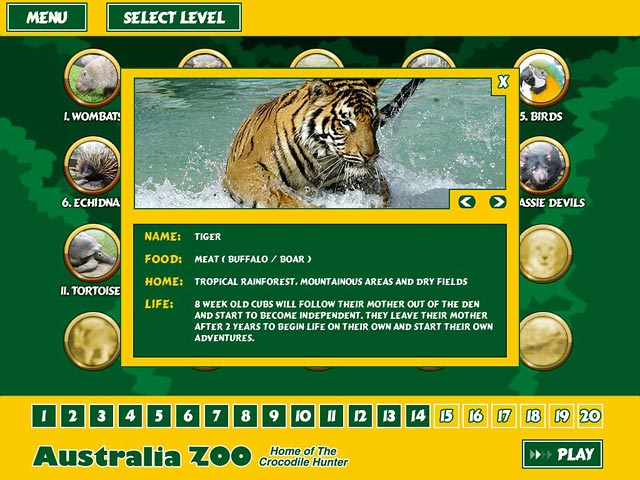 Game screenshot 2 Australia Zoo Quest