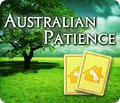 Feature screenshot game Australian Patience Solitaire