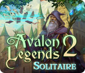 Feature screenshot game Avalon Legends Solitaire 2