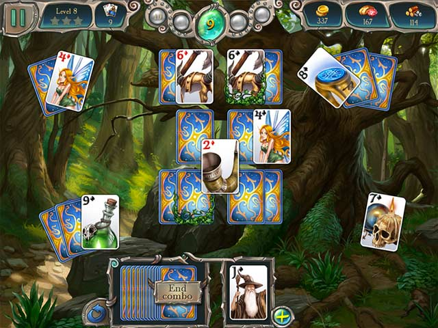 Game screenshot 3 Avalon Legends Solitaire 2