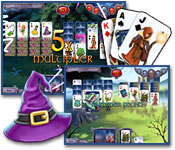 free download Avalon Legends Solitaire game