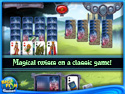 Screenshot for Avalon Legends Solitaire