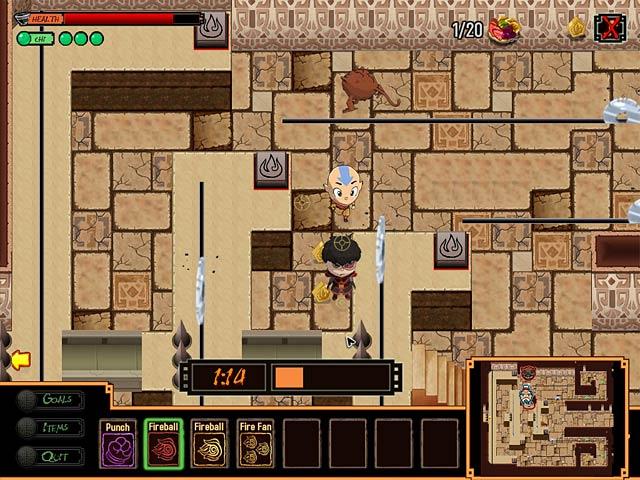 Game screenshot 2 Avatar: Path of Zuko
