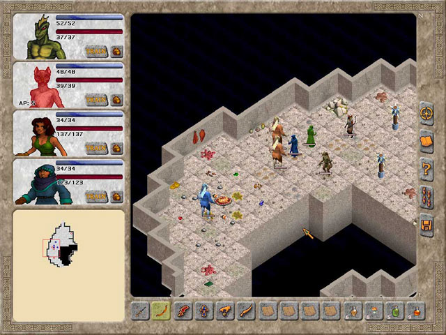 Avernum 4: View 2