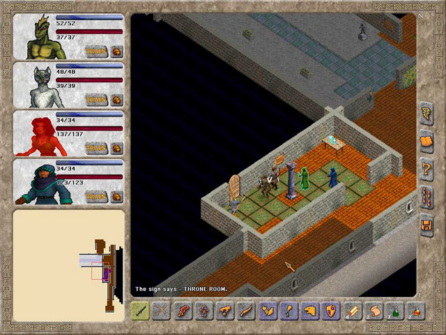Avernum 4: View 3