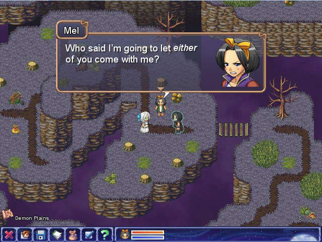 Game screenshot 3 Aveyond: The Darkthrop Prophecy
