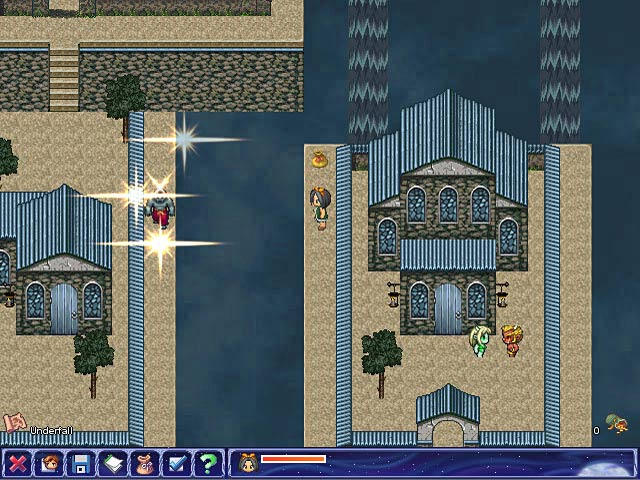 Aveyond The Lost Orb: View 2