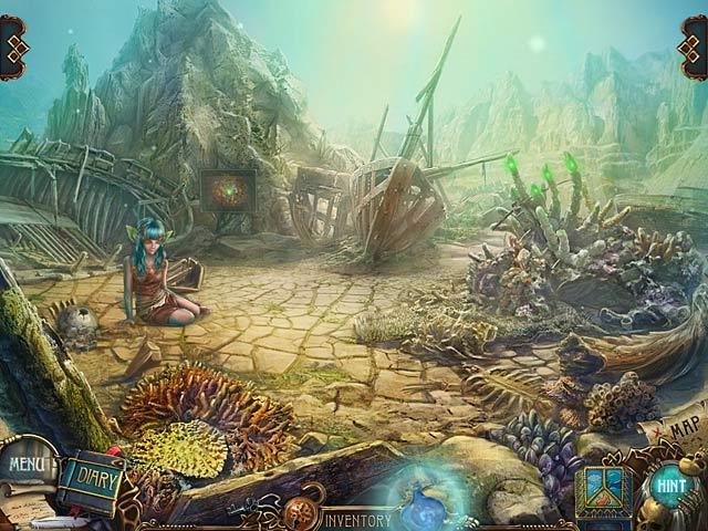 Game screenshot 2 Azada: Elementa