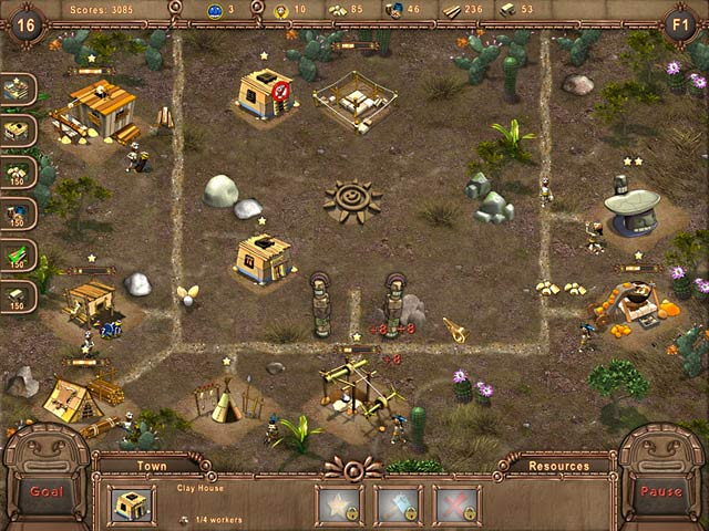 Game screenshot 3 Aztec Tribe