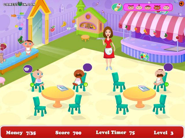 Screenshots Baby Restaurant -