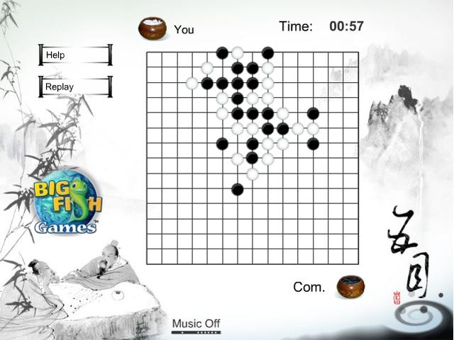 Screenshots Backgammon -