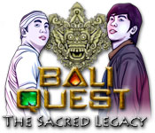 Feature screenshot game Bali Quest