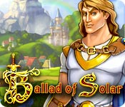 Feature screenshot game Ballad of Solar