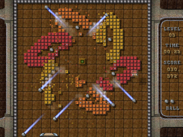Spiele Screenshot 1 Ball Attack