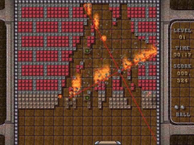Spiele Screenshot 2 Ball Attack