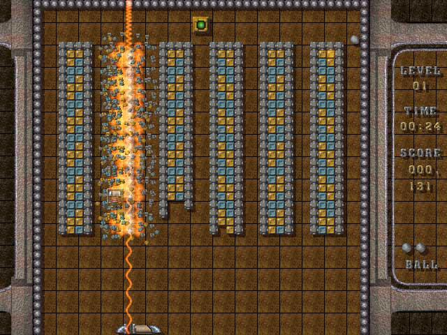 Spiele Screenshot 3 Ball Attack