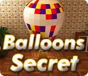 Feature screenshot game Balloons Secret